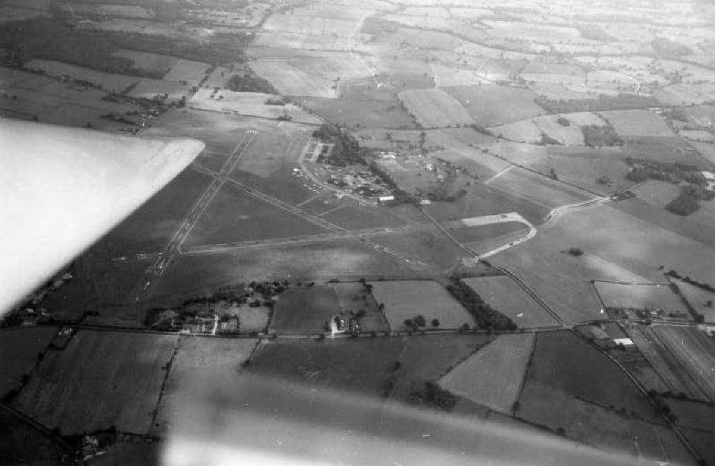 History of Halfpenny Green Airfield